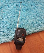 Casio Vintage watch TM-100 FM radio transmitter original Japan