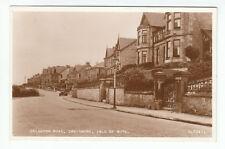 Crichton (Misspelt Crighton) Road Craigmore Isle Of Bute 1938 Real Photograph