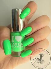 NEON NAGELLACK - I LOVE LAYLA by LAYLA COSMETICS ITALY/MILANO - NEU 8306