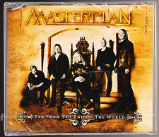 MASTERPLAN - FAR FROM THE END OF THE WORLD - 3 TRACKS (2010) - NEW & SEALED CD