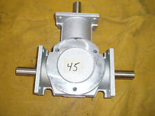 HUB CITY Industrial speed Reducer   MO.AD3    ratio 1:1