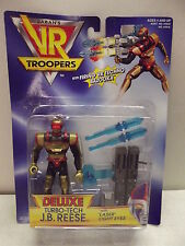 KENNER SABAN'S VR TROOPERS DELUXE HYPER-TECH KAITLIN STAR POWER RANGERS FIGURE