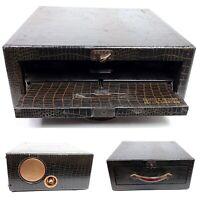 For Repair Philco Automatic Record Player Portable Phonograph 48-1200 Alligator