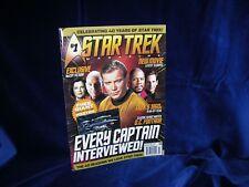 STAR TREK MAGAZINE Nr 1 Celebrating 40 years of Star Trek - 2006 - IN INGLESE