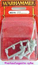 "110: Warhammer ""UNGOR SKIMISHERS COMM"" Metall-Tabletops-Miniatures, Figuren, NEU"