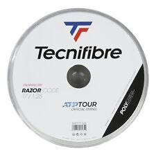Tecnifibre Razor Code NEW - 16g or 17g  - 200m Reel Tennis String - Blue