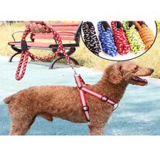 Reflektierend Hundegeschirr gefüttert Harness Sicherheitsgeschirre Hundeleine