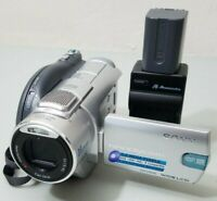 Sony DCR-DVD405 3MP Handycam Digital DVD Camcorder *GOOD/TESTED*