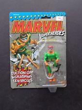 Dr. Octopus Action Figure 1990 Super-Heroes Series Toy Biz / Marvel MOC
