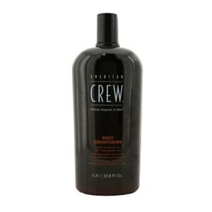 American Crew Men Daily Conditioner (For Soft, Manageable Hair) 1000ml Mens Hair