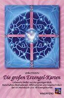Die großen Erzengel-Karten. Set mit Handbuch und 18 Erze... | Buch | Zustand gut
