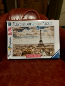 Puzzle 1000 p - Paris (Puzzle Highlights)