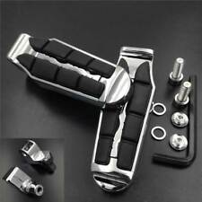 Tombstone Front Foot Pegs For Honda GoldWing GL1500 ACE 1100 Tourer Valkyrie