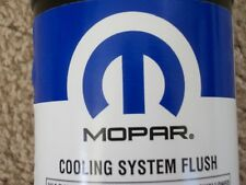 NEW MOPAR 12OZ COOLING SYSTEM FLUSH (ALL VEHICLES) 04856977 FREE SHIPPING