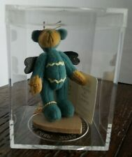 Little Gem Teddy Bears Limited Edition Dragonfly Designed by Sally Lambert