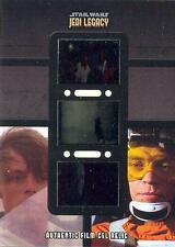 Star Wars Jedi Legacy TFR-4 Triple Authentic Film Relic Card Tauntaun MINT! RARE