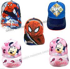 Disney Mädchen-Hüte & -Mützen aus 100% Baumwolle