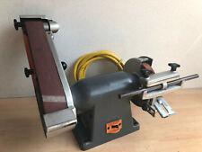 Elu MWA 61 Messerschleifmaschine Doppelschleifer Bandschleifmaschine