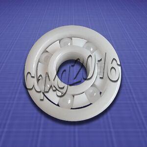 1 PC 604 Full Ceramic Ball Bearing ZrO2 Zirconia Oxide 4 x 12 x 4 mm
