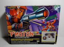 VTG 1986 DAH YANG LJN PHOTON GUN PISTOL LASER ENTERTECH BOXED EUROPEAN