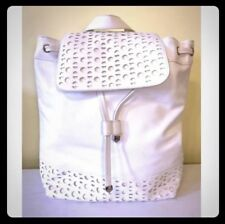 H&M NWT Laser- Cut Pleather Backpack, Women's, Fashion Bags