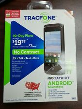 Tracfone  MaxPatriot  Smartphone Android 4.1 - BRAND NEW !!!