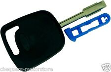 Fits Ford MONDEO Focus TRANSIT Connect Fiesta Key Fob Blue Fo21 Tibbe Blade