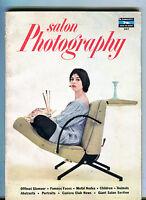 Salon Photography Magazine 1957 VGEX 080816jhe