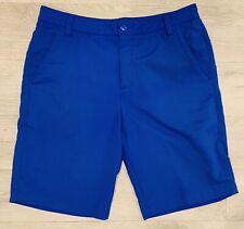 Men's Puma Golf Tech DryCell Rickie Fowler Golf Shorts (ROYAL BLUE)  *SIZE 34*