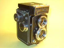 Yashicaflex S - vintage TLR in good condition...