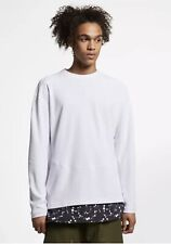 New With Tags Nike Men'S Nikelab Acg Waffle Long Sleeve Top Size Xl