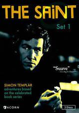 The Saint - Set 1 (DVD, 2014, 3-Disc Set)