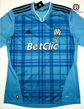 Nwt Olympique Marseille 2010/11 Xl Away Soccer Jersey Football Shirt Maillot Om