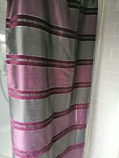 Purple Quality Lined Curtains