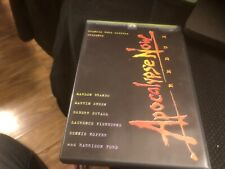 Apocalypse Now Redux (Dvd, 2001)