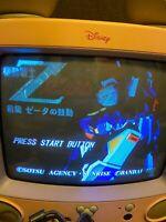 Sega Saturn Mobile Suit Z GUNDAM Vol.1 Tested Working Action game Gunpla JAPAN