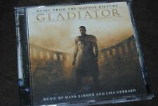 HANS ZIMMER & LISA GERRARD - Gladiator (FROM THE MOTION PICTURE) CD / DECCA