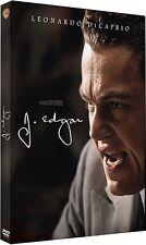 DVD // J. EDGAR // Film de Clint Eastwood / Leonardo DiCaprio / NEUF cellophané