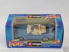 [PF3-31] BBURAGO BURAGO 1/43 STREET FIRE COLLECTION #4109 MERCEDES BENZ 300 SL