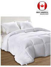 Utopia Bedding All Season Comforter Ultra Soft Down Alternative PREMIUM KING sz