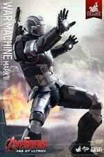 Marvel Hot Toys Age of Ultron War Machine Mark II 1 6 Scale Figure Hotmms290d10