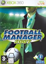 Football Manager 2007 XBOX360 - LNS