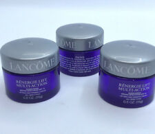 Lot Of 3 Lancome Renergie Lift Multi Action - SPF 15 - 0.5 oz each -