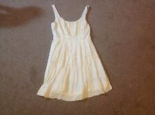 urban outfitters Cream Dress, Size L