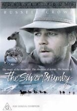AUSTRALIAN MOVIE - THE SILVER BRUMBY - DVD - Russell Crowe 1993 HORSE MOVIE - R4