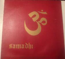 """33 giri: SAMADHI """"Samadhi"""" - LP prog italiano 1974 -1.ma stampa Fonit/LPQ 09080"""
