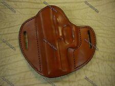 Heckler & Koch P2000 Custom Leather Gun Holster Left Hand Made In U.S.A.