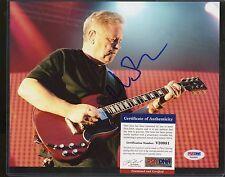 Bernard Sumner Signed 8x10 Photo PSA/DNA COA  Autograph AUTO
