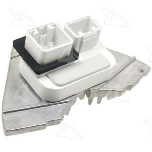 HVAC Blower Motor Resistor-Resistor Block Front 4 Seasons 20380
