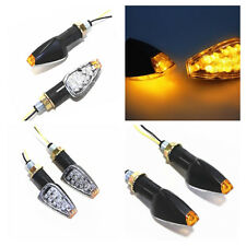 Dirt bike Dual Sport LED Motorcycle Turn Signal For Honda Kawasaki Suzuki Yamaha